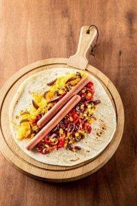 Hot dog wrap van Coertjens