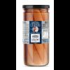 Verpakking van 6 hot dog kippenworsten van Coertjens