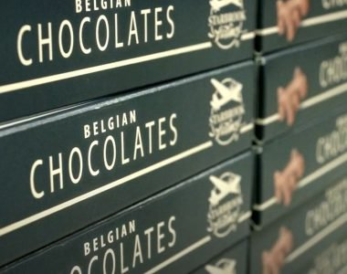 verpakkingen starbrook belgian chocolates