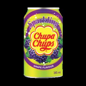 canette vert chupa chups raisins