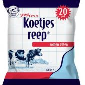 Emballage de la barre Koetjesreep 20 x 8g maxi pack